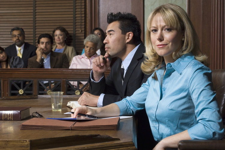 Divorce Courtroom Etiquette